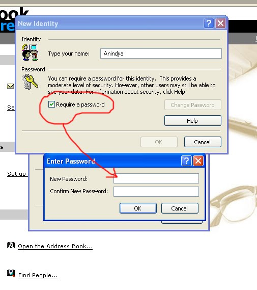 how to password protect multiple pdf files at once